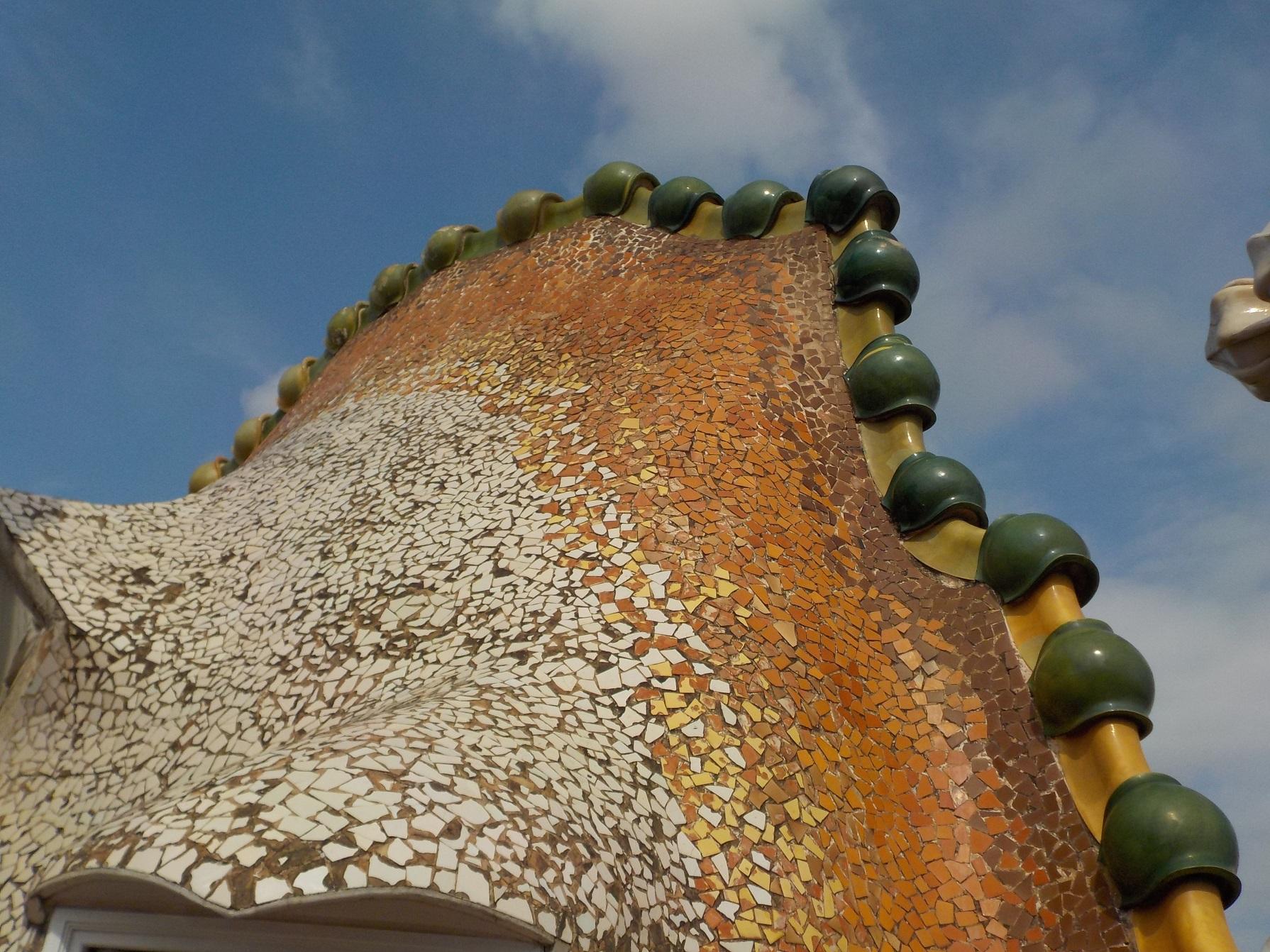Gaudi Week Day 3 Casa Batll 243 Llywindatravels 2020