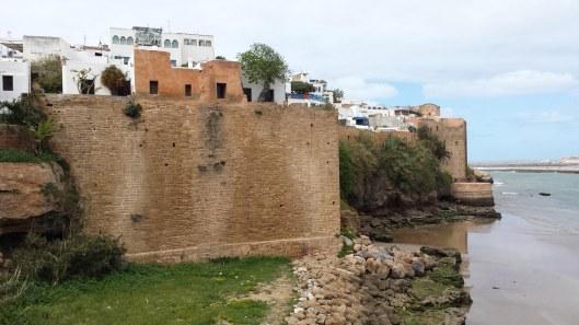 3.31.16 Rabat kasbah from Cafe Maure