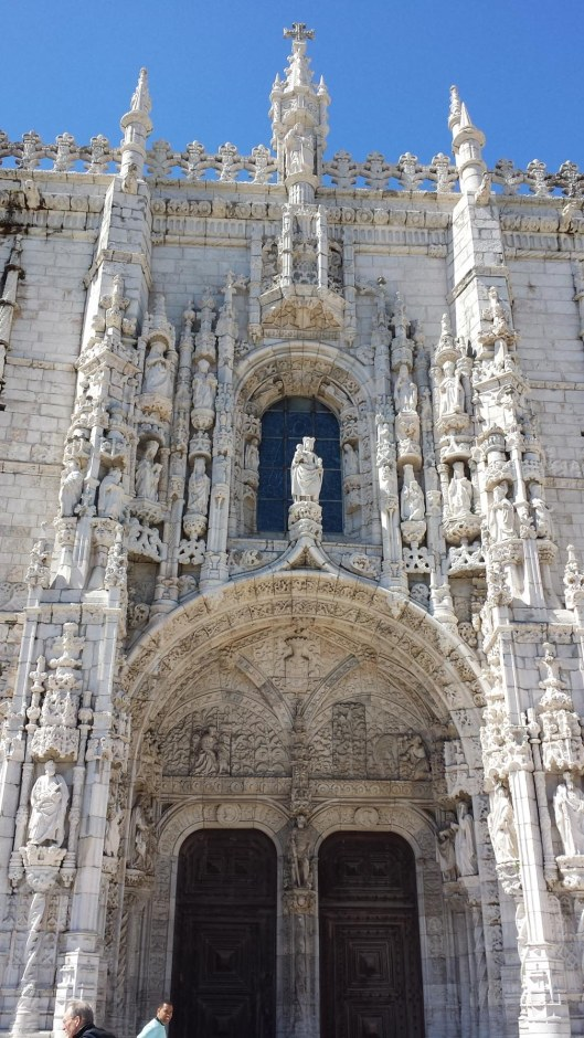 5.11.16 Belem Lisbon
