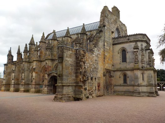 7.26.16 Rosslyn Chapel