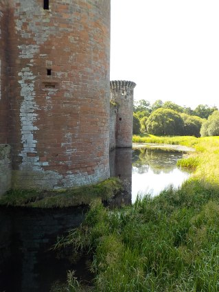 8.17.16 Caerlaverock Castle