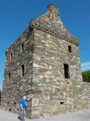 8.18.16 Carsluith Castle