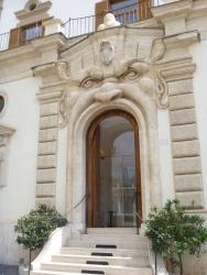 Monster door, Plzto. Zuccari