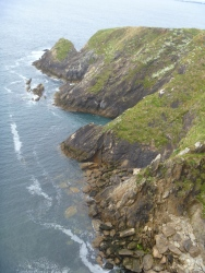 Along Slea Head Drive