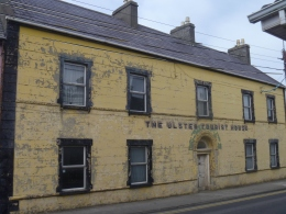The Ulster Tourist House, currently abandoned
