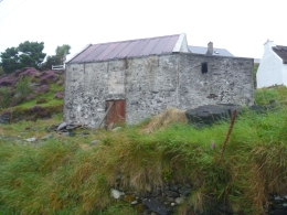 Donegal stone barn