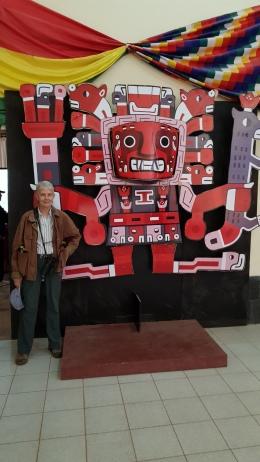 Tiwanaku museum