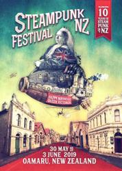 steampunknz poster 2019