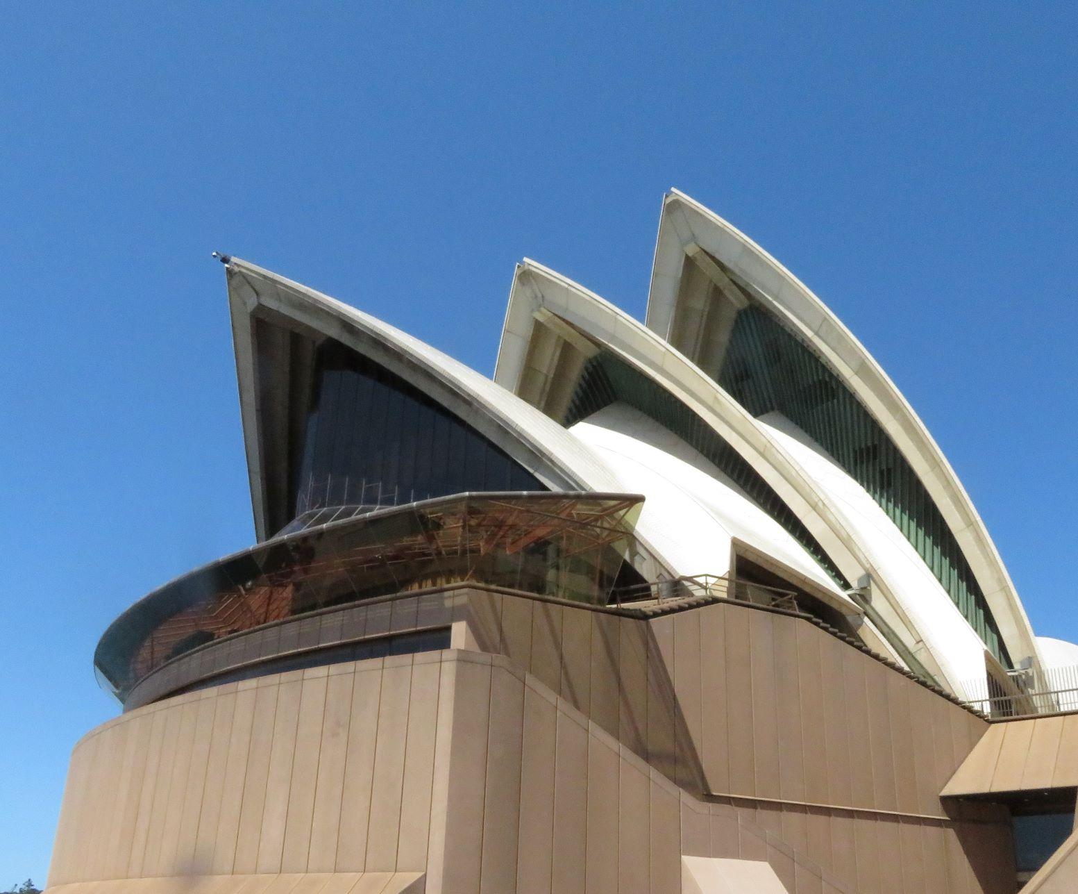 Sydney From The Opera House Llywindatravels 2019