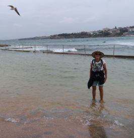 3.9.19 WC in Bondi rock poolsm